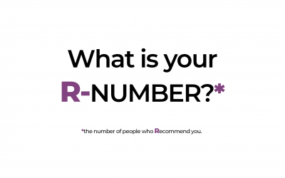 What is your R-Number?